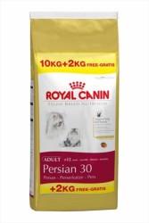 Royal Canin - Royal Canin Persian 30 İran Kedi Maması 10 KG + 2 KG HEDİYELİ
