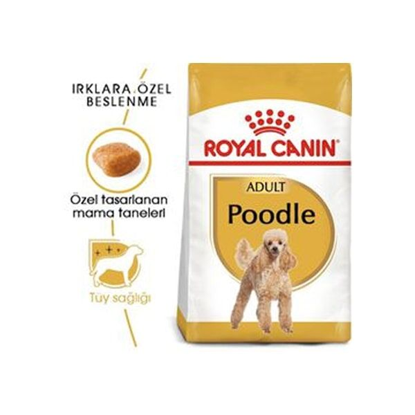 Royal Canin Poodle Köpek Maması 3 KG
