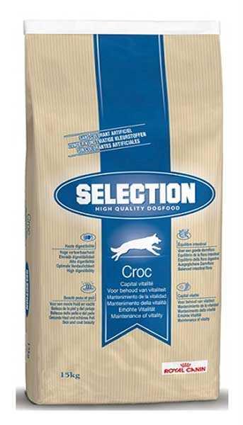 Royal Canin Selection Croc Köpek Maması 15 KG