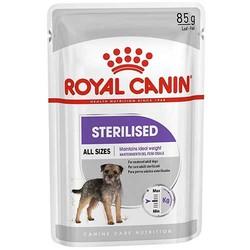 Royal Canin - Royal Canin Sterilised Loaf Kısır Köpek Yaş Maması 85 Gr*12