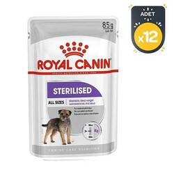 Royal Canin - Royal Canin Sterilised Loaf Kısır Köpek Yaş Maması 85 Gr x 12 Adet