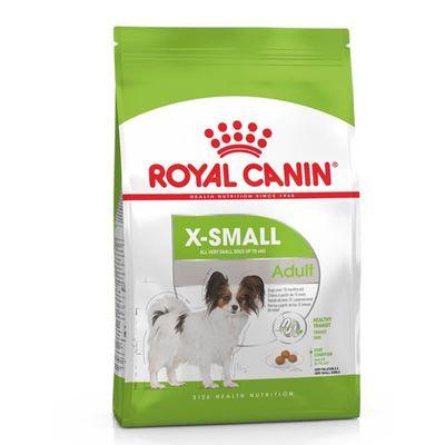 Royal Canin X Small Küçük Irk Köpek Maması 1,5 KG