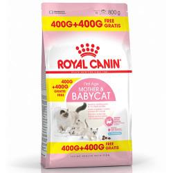 Royal Canin - Royal Canin Yavru Kedi Maması (BabyCat 34) 400Gr + 400Gr HEDİYELİ