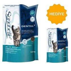 Sanabelle - Sanabelle Dental Tahılsız Kedi Maması 2 KG + 400 GR HEDİYELİ