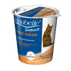 Sanabelle - Sanabelle Snack Shiny Hair Kedi Ödülü 150 Gr