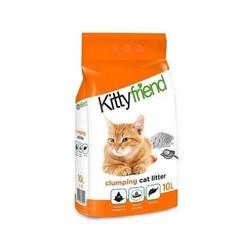 Sanicat - Sanicat Kitty Friend Topaklaşan Kedi Kumu 10 LT