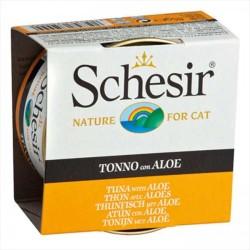 Schesir - Schesir Ton Balığı ve Aloeveralı Yaş Kedi Maması 85 GR