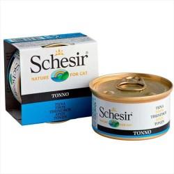 Schesir - Schesir Ton Balıklı Yaş Kedi Maması 85 GR