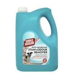 Simple Solution - Simple Solution Outdoor Köpekler İçin Leke ve Koku Giderici Sprey 4 LT