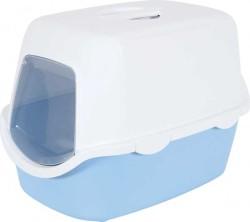 StefanPlast - Stefanplast Kapalı Kedi Tuvaleti Mavi