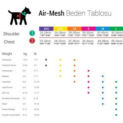 TailPetz Köpek Yeleği Kırmızı Small - Thumbnail