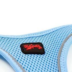 TailPetz Köpek Yeleği Mavi Large - Thumbnail