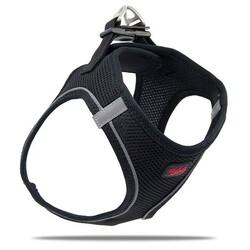 TailPetz Köpek Yeleği Siyah X-Small - Thumbnail