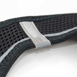 TailPetz Köpek Yeleği Siyah Large - Thumbnail