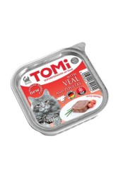 Tomi - Tomi Dana Etli Kedi Konservesi 100 Gr