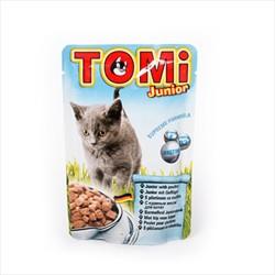 Tomi - Tomi Yavru Yaş Kedi Maması 100Gr