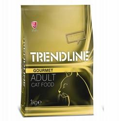 Trendline - Trendline Gourmet Kedi Maması 1 KG