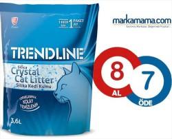 Trendline - Trendline Kristal Kedi Kumu 3.6 LT ( 8 AL 7 ÖDE )
