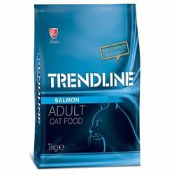 Trendline - Trendline Somon Balıklı Kedi Maması 1 KG