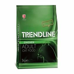 Trendline - Trendline Tavuklu Kedi Maması 1 KG