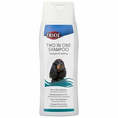 Trixie 2 si Birarada Köpek Şampuanı 250 ML