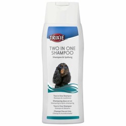 Trixie - Trixie 2 si Birarada Köpek Şampuanı 250 ML