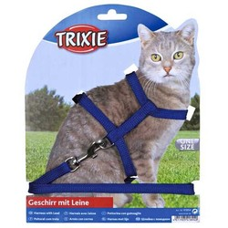 Trixie - Trixie Kedi Göğüs Tasma Seti 22-42cm/10mm