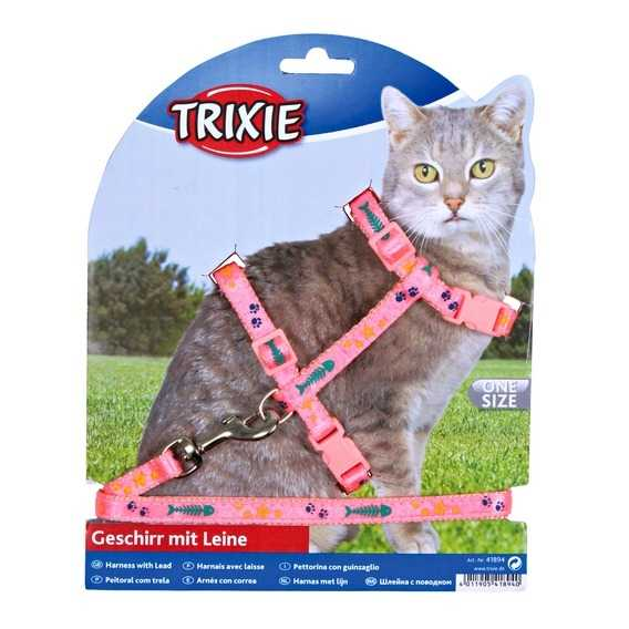 Trixie Kedi Göğüs Tasması Seti 22-36cm/10mm
