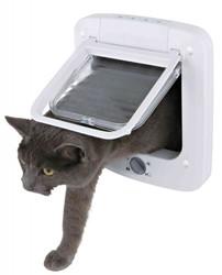 Trixie - Trixie Kedi Kapısı, Elektromanyetik, 21,1x24,4cm