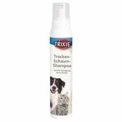 Trixie - Trixie Kedi Köpek Için Kuru Köpük Şampuanı 230 ML