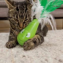 Trixie - Trixie Kedi Oyuncağı, Otomatik Titreşimli, 6cm