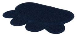 Trixie - Trixie Kedi Tuvalet Paspası, 60X45cm Lacivert