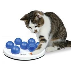 Trixie Kedi Zeka Oyuncağı, 20cm, Beyaz - Thumbnail