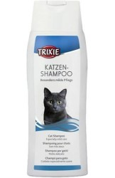 Trixie - Trixie Kısa Tüylü Kedi Şampuanı 250 ML