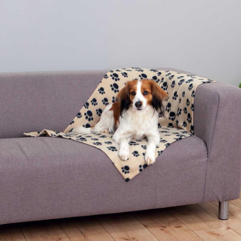 Trixie Köpek Battaniyesi 100X70cm Bej