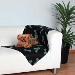 Trixie - Trixie Köpek Battaniyesi 100X70cm Siyah