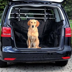 Trixie - Trixie Köpek İçin Bagaj Örtüsü 2,30X1,70M Siyah