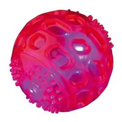 Trixie Köpek, Işıklı Termoplastik Kauçuk Top 5,5cm - Thumbnail