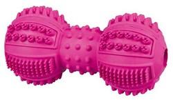 Trixie - Trixie Köpek Kauçuk Diş Bakım, Ödüllü Oyuncak 9cm