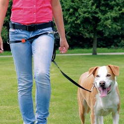 Trixie - Trixie Köpek Kolay Yürüme Gezdirme Kayışı Seti