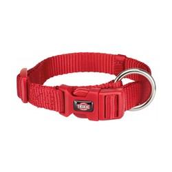 Trixie - Trixie Köpek Premium Boyun Tasması S-M Kırmızı