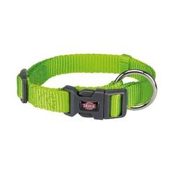 Trixie - Trixie Köpek Premium Boyun Tasması S-M Yeşil