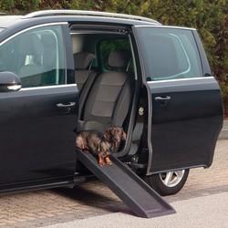 Trixie Köpek Rampası, 38X100cm Siyah - Thumbnail