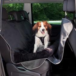 Trixie - Trixie Köpek Yataklı Araba Arkası Örtüsü 140X160cm