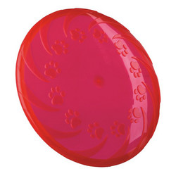 Trixie Köpek Yüzen Termoplastik Kauçuk Frizbi 18cm - Thumbnail
