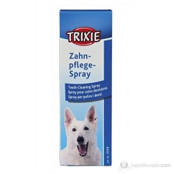 Trixie - Trixie Köpekler İçin Diş ve Ağız Bakım Spreyi 50 ML