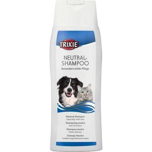 Trixie Naturel Kedi Köpek Şampuanı 250 ML