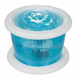 Trixie - Trixie Otomatik Su Kabı 3Lt, Mavi/Beyaz