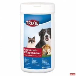 Trixie - Trixie Petler İçin Özel Islak Mendil 30 Adet