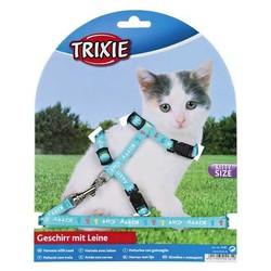 Trixie - Trixie Yavru Kedi Göğüs Tasması Set, 21-33 cm/8 mm